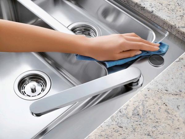 ���วมเทคนิควิธีทำความสะอาดสแตนเลส Kitchenform